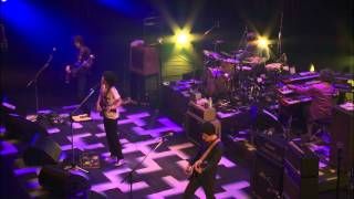 GRAPEVINE「TIME IS ON YOUR BACK」from 15th Anniversary live at NHK Hall (2012.09.26)