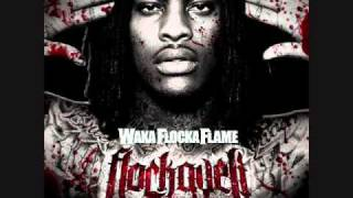 "Waka Flocka Flame - ""Snakes In The Grass"" Ft. Cartier Kitten"