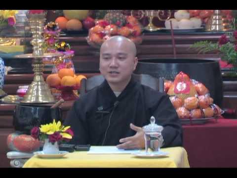 Thay Thich Phap Hoa Phat Day Chan Trau Part#8