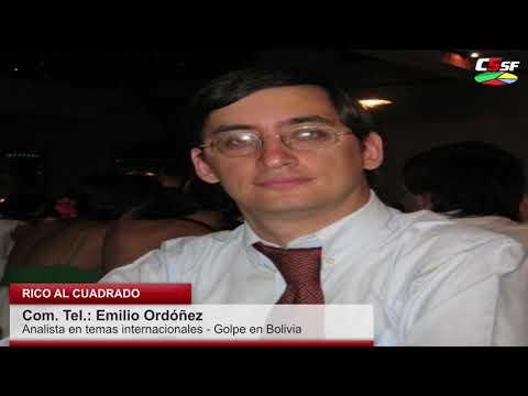 Bolivia: Esto marca un retroceso en las formas de intervención