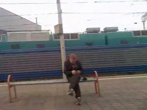 Ярославский вокзал - Сергиев Посад