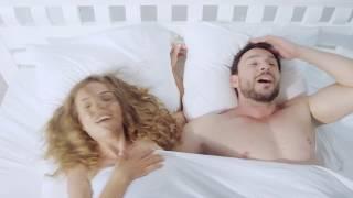 """Креативная реклама от Світ Матраців - """"У ліжку ми кращі"""". Смотреть до конца."""
