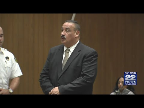 Springfield officer arraigned on three counts of indecent