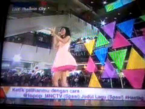 Kau Bukanlah Segalanya - Sarwendah At TopPop_MNCTV [31/05/2013]