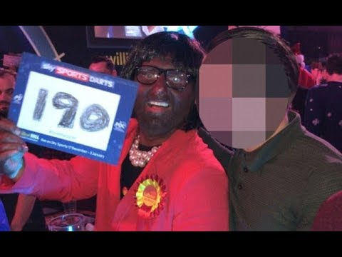 Bookmaker apologies after praising fan who 'blacked up'