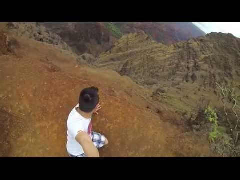 GoPro at Waimea Canyon HD - [Kauai, Hawaii 2014 Day 5]