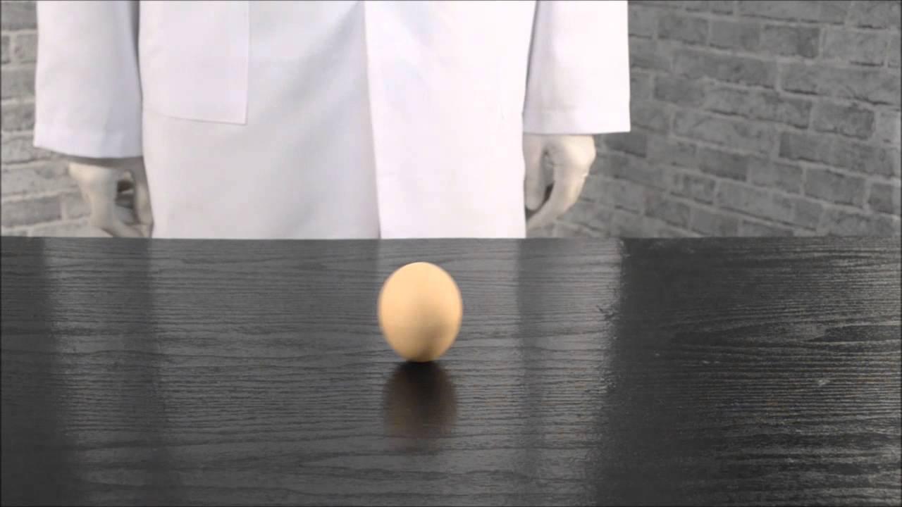 Яйцо-гироскоп/Egg-gyroscope