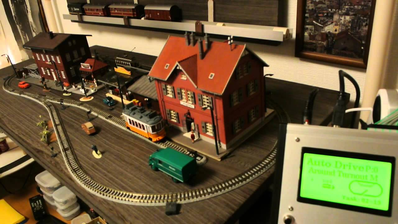 Arduino Model Train Controller 4