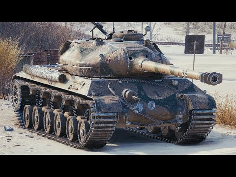 World of Tanks 53TP Markowskiego - 6 Kills 7,2K Damage thumbnail