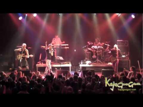 Too Shy - Kajagoogoo Live