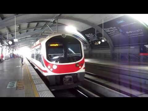 รถไฟ-Airport Rail Link