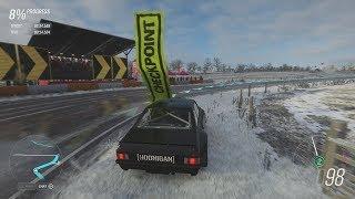 "Forza Horizon 4 - ""Moorhead Rally Trail"" TA Challenge in under 2:35 (Top Leaderboard Run)"