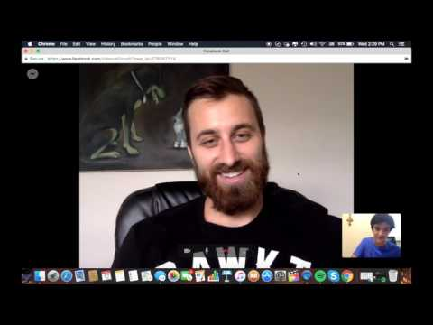 Call with Anthony Tranchida - persistence, making a difference, loving the process, etc.