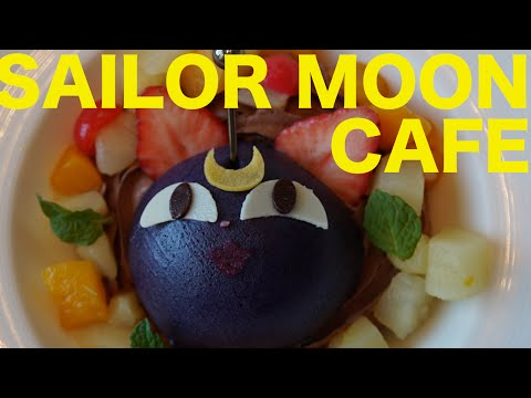 Thumbnail: Sailor Moon Cafe