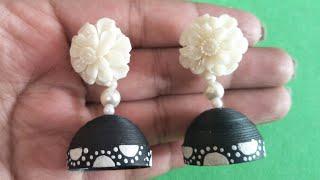 Handmade Earrings Designs | Quilling earrings designs