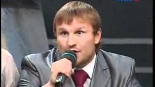 Махачев против Жирика из за Расула Мирзаева.flv