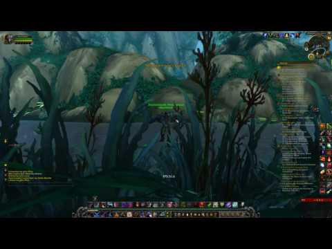 [4K] Giving It All We've Got WoW Legion i3 6100 GTX 1070