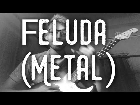 Feluda Theme  - Guitar Cover by Saahil Gazi
