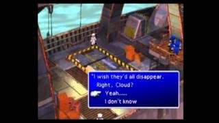 Final Fantasy VII Tifa Date Guide #07, Cargo Ship, Gold Saucer, Corel Prison, Gongaga