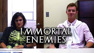IMMORTAL ENEMIES | Short Film, 2015