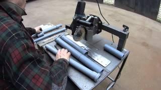 25 Как быстро и недорого сделать удобный пенал для хранения сварочных электродов Часть 1