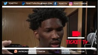 76ers BEATDOWN THE MIAMI HEAT IN GAME 3 AS JOEL EMBIID RETURNS WITH A VENGEANCE! (LIVE CHAT)