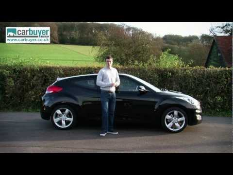 Hyundai Veloster hatchback review CarBuyer