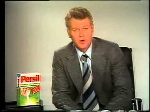 Persil   Da weiß man was man hat 70er Werbung