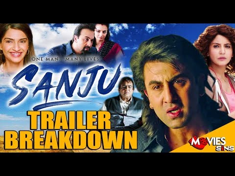 Sanju | Trailer Breakdown | Ranbir Kapoor...