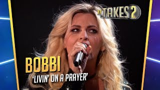 It Takes 2: Bobbi Eden & Marcel Veenendaal zingen Livin' On A Prayer