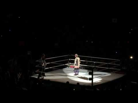 Chris Jericho's return to WWE Winnipeg 2016 Full Promo