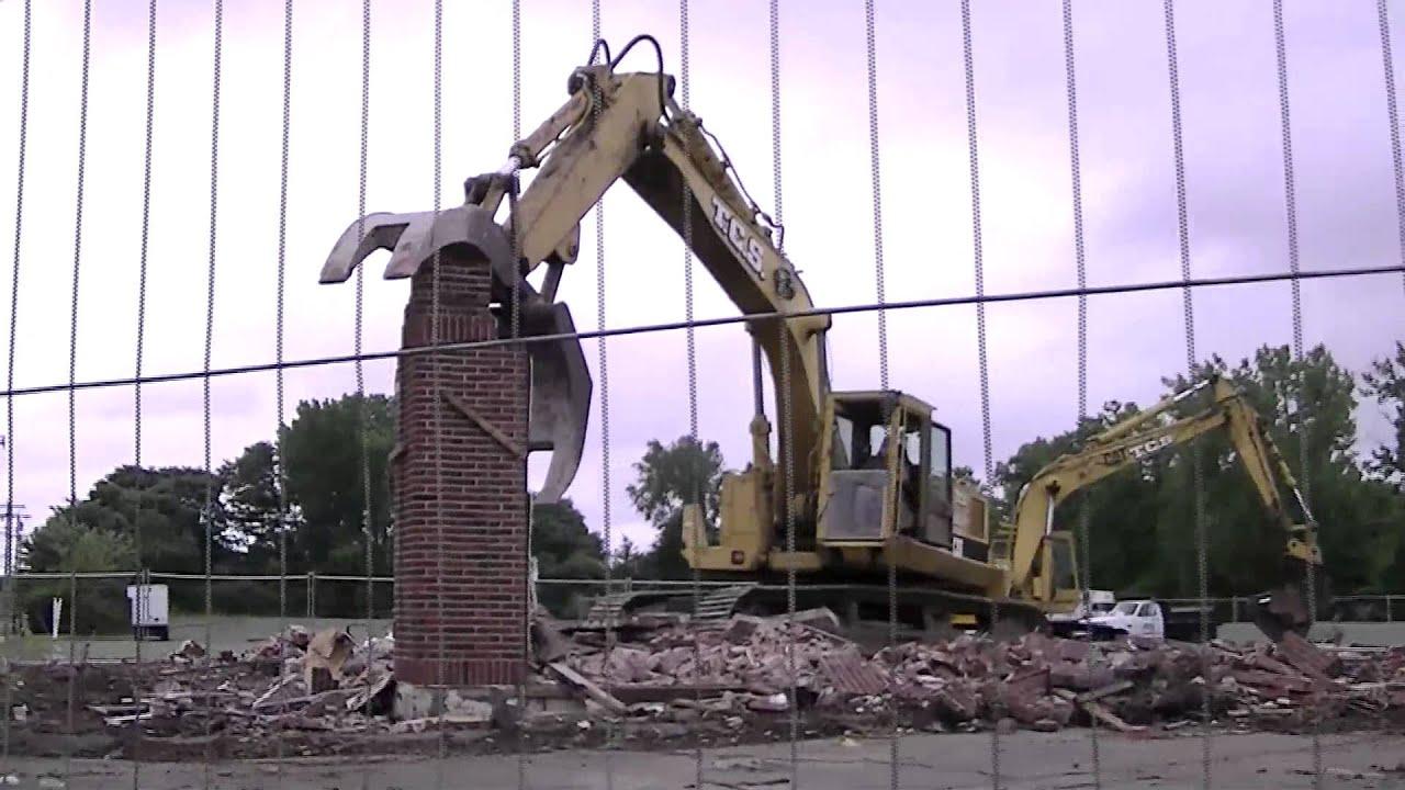 northampton s lia honda demolition last day youtube