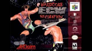 ECW Anarchy Rulz (Dreamcast) Review