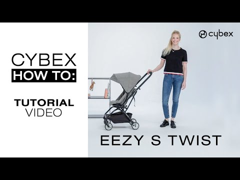CYBEX EEZY S Twist Tutorial