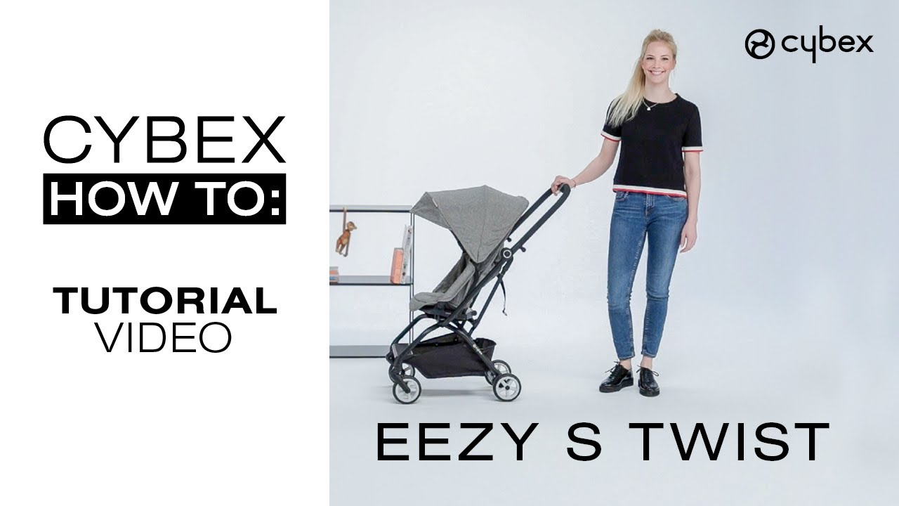 Cybex Eezy S Twist Tutorial