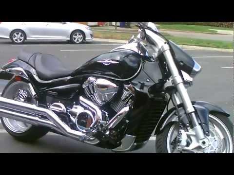Contra Costa Powersports-Used 2006 Suzuki M109R V-twin 1783cc Power Cruiser Motorcycle