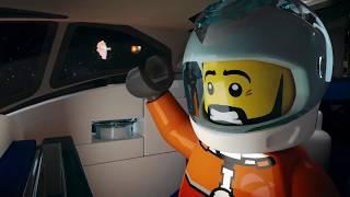 レゴ シティの火星探査シャトルを組み立てて、火星探検!