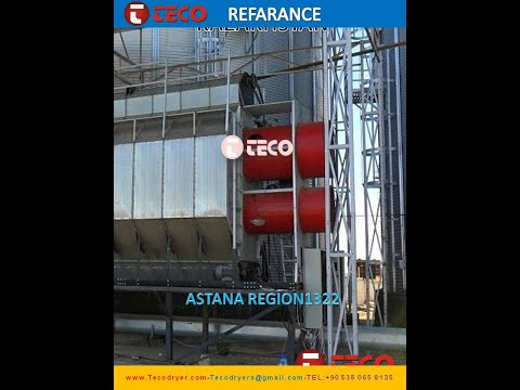 GRAIN STORAGE SILOS  GRAIN HANDLING SYSTEMS  GRAIN DRYER MAC..