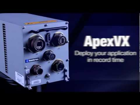 ApexVX - Multi-mission rugged computer system