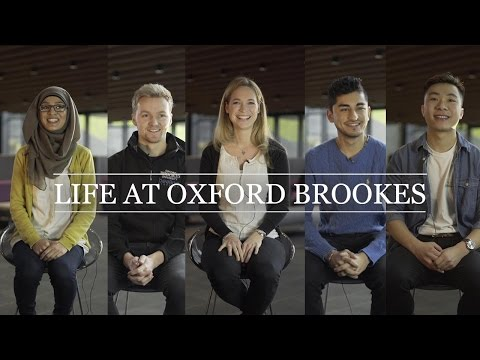 Life at Oxford Brookes | Student View