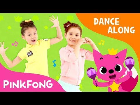 Walking Walking   Dance Along   Pinkfong Songs For Children