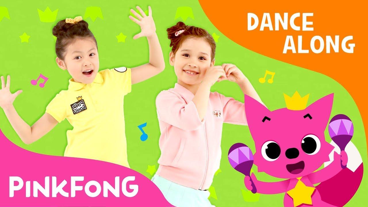 Walking Walking | Dance Along | Pinkfong Songs for Children