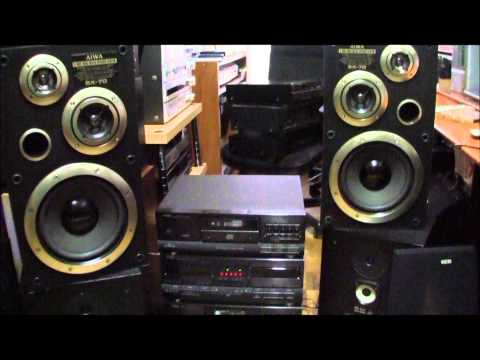 AIWA MX  Z 95M HI FI BBE SURROUND