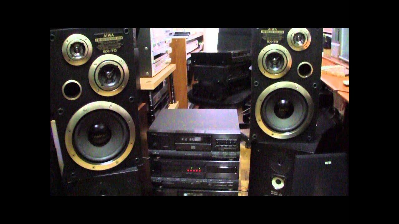 Sony Tv Repair >> AIWA MX - Z 95M HI- FI BBE SURROUND - YouTube