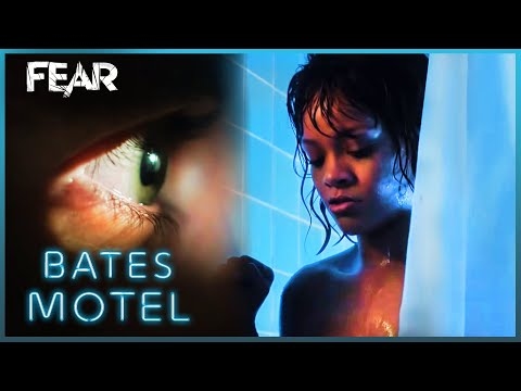 Bates Motel Remakes Psycho   Bates Motel