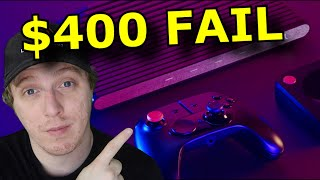 Atari's New Console will Cost $400?! VCS FAIL!