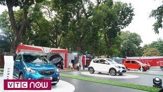 VinFast công bố giá bán 3 mẫu ô tô, giá từ 370 triệu đồng