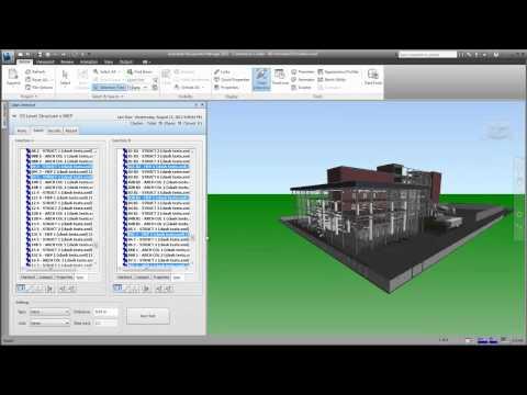 Autodesk Navisworks — Import and Export Clash Tests
