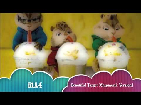 B1A4 - Beautiful Target (Chipmunk Version + MP3 DL)