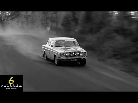 Old Rallycars Series #2 Volvo 142